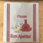 Caixa de pizza de 45cm