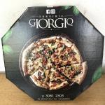 Caixa de pizza oitavada