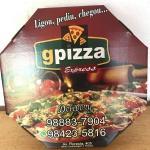 Embalagens de pizza personalizadas sp