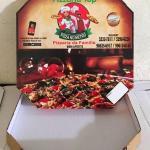 Fábrica de caixa de pizza