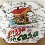Caixa de pizza sp