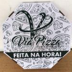 Embalagem para pizza pré assada